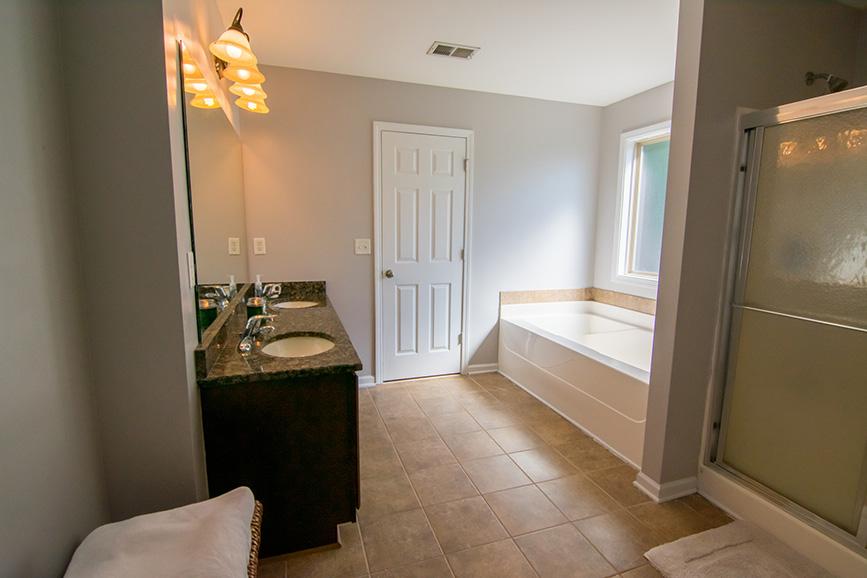Granite counter tops in bathroom listed by john bunn realty in columbus ga