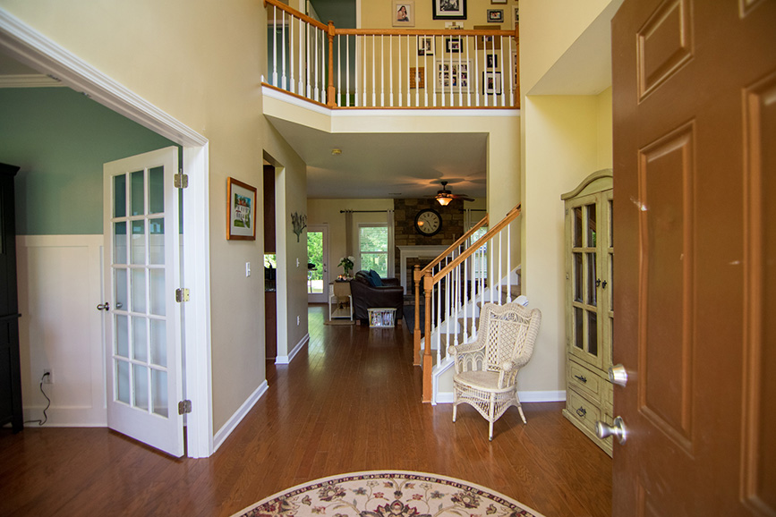 John bunn realty listed home in columbus ga with stairs