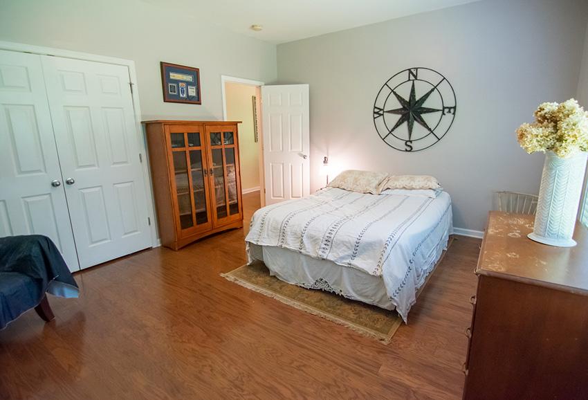John bunn realty house for sale with wood flooring
