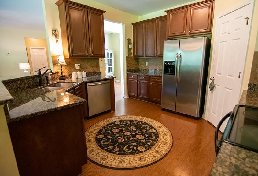 john bunn realty kitchen cabinets for sale wood floors