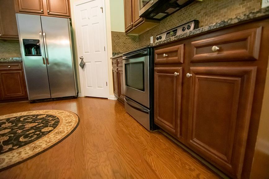 John Bunn realty house rug kitchen cabinets realtor