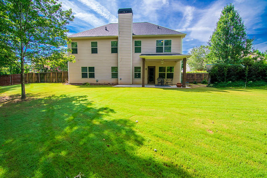 House for sale in columbus ga in forested area listed by john bunn realty
