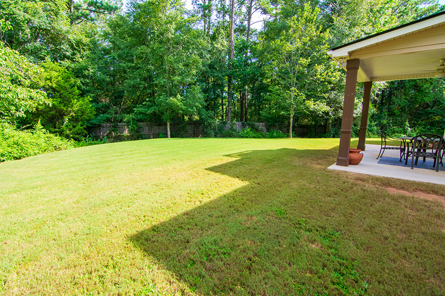 John Bunn lists a house in columbus georgia in forested area