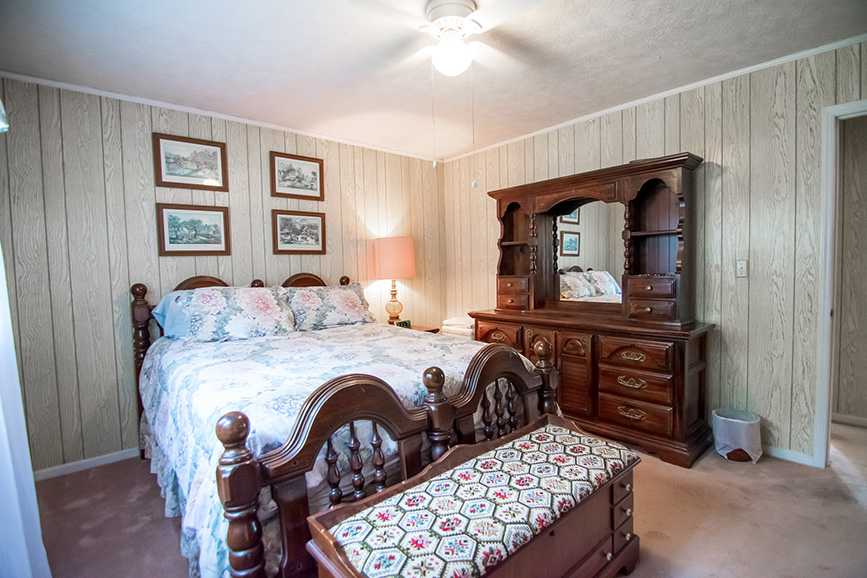 John Bunn realtor lists this beautiful home with a master bedroom