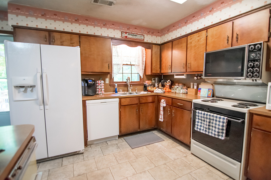 45 Dogwood Terrace, Ellerslie GA beautiful kitchen john bunn realtor