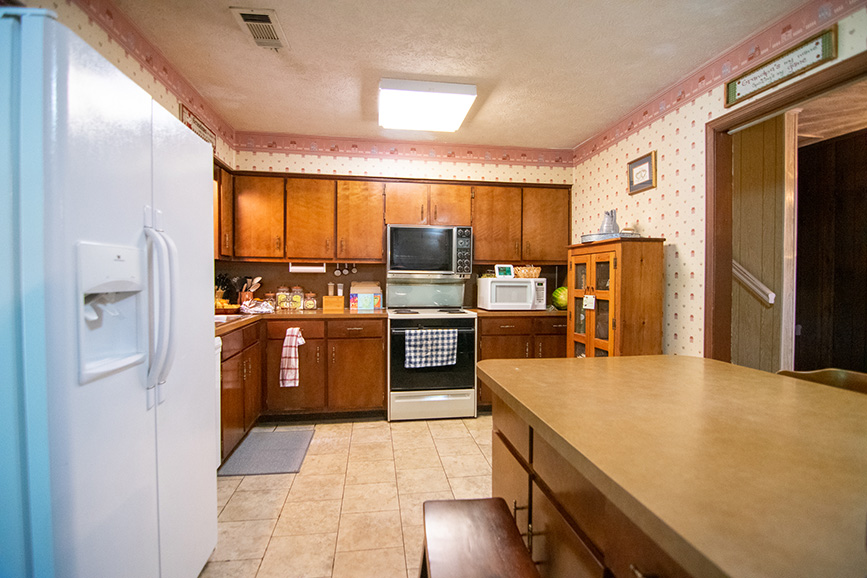 John bunn buzz has a kitchen in a home that is for sale in Ellerslie GA