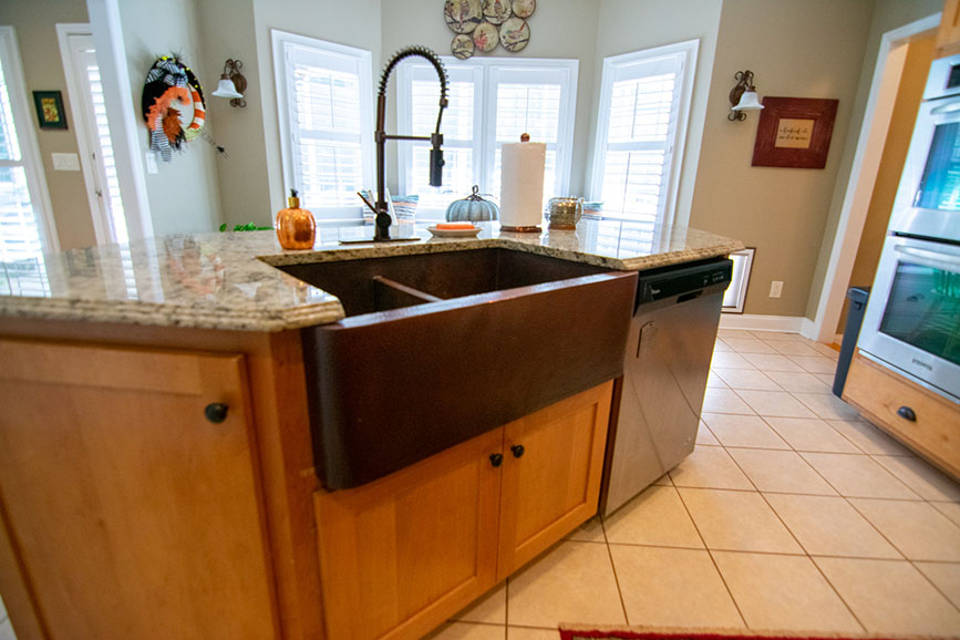 big kitchen sink in island harris county ga john bunn realty