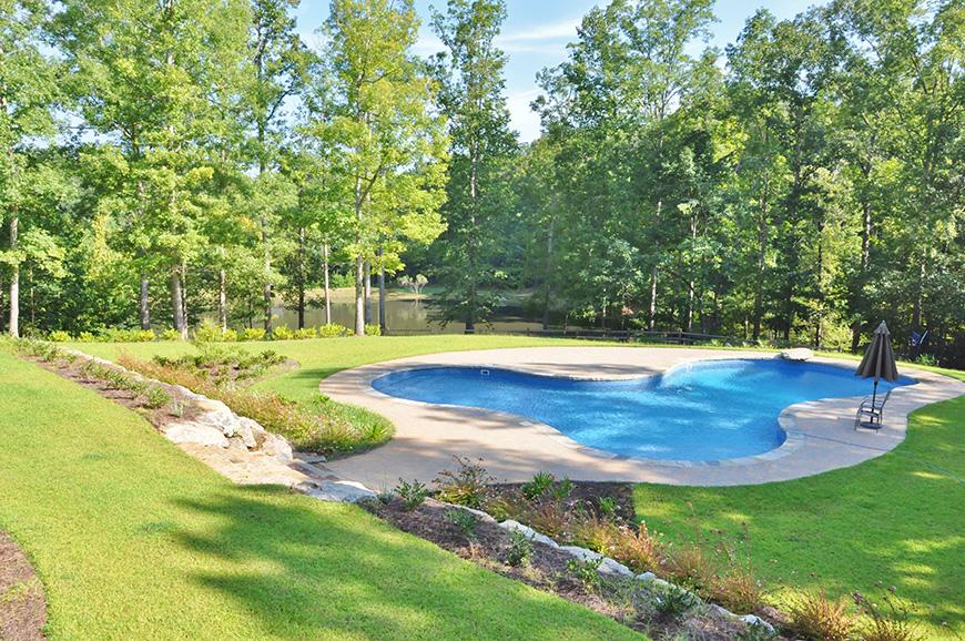 swimming pool backyard john bunn realty