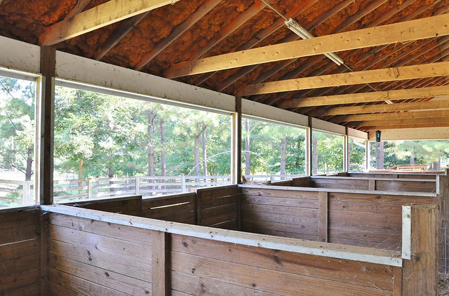 livestock stalls john bunn realty house for sale