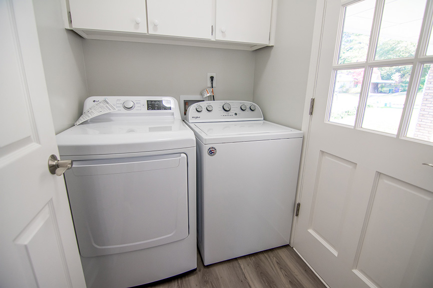 laundry room john bunn realty