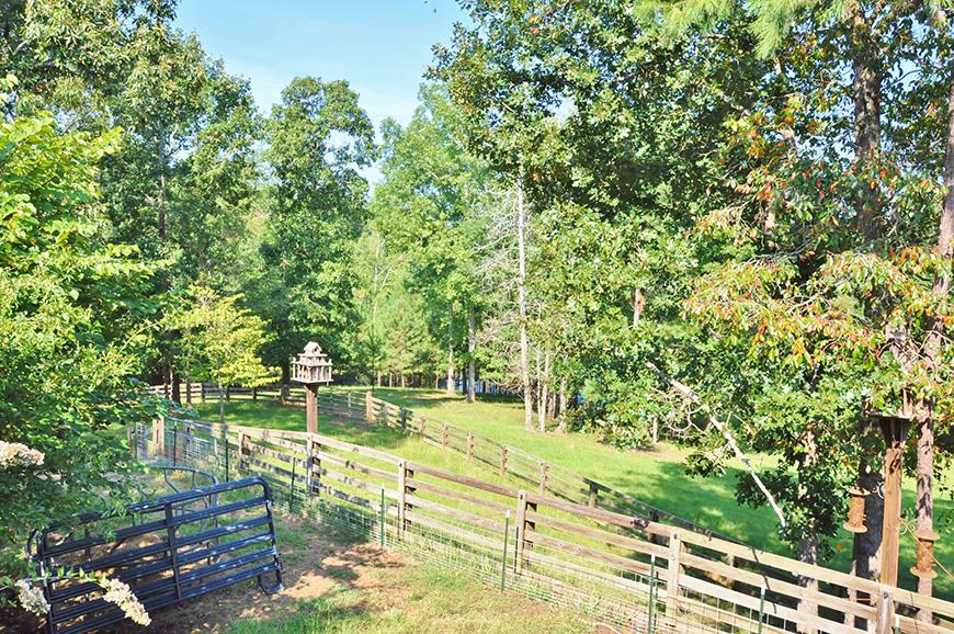 fenced area house for sale john bunn realty