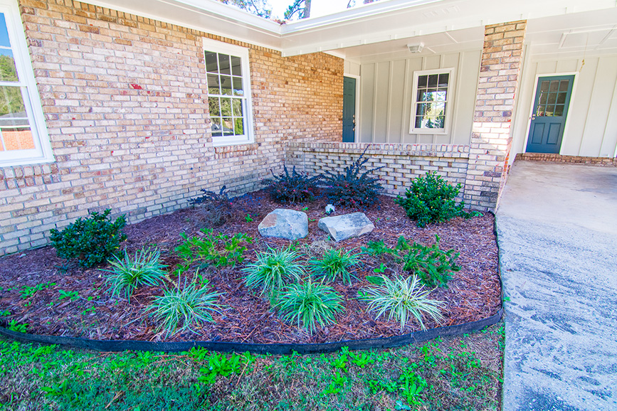landscaping house for sale john bunn realty