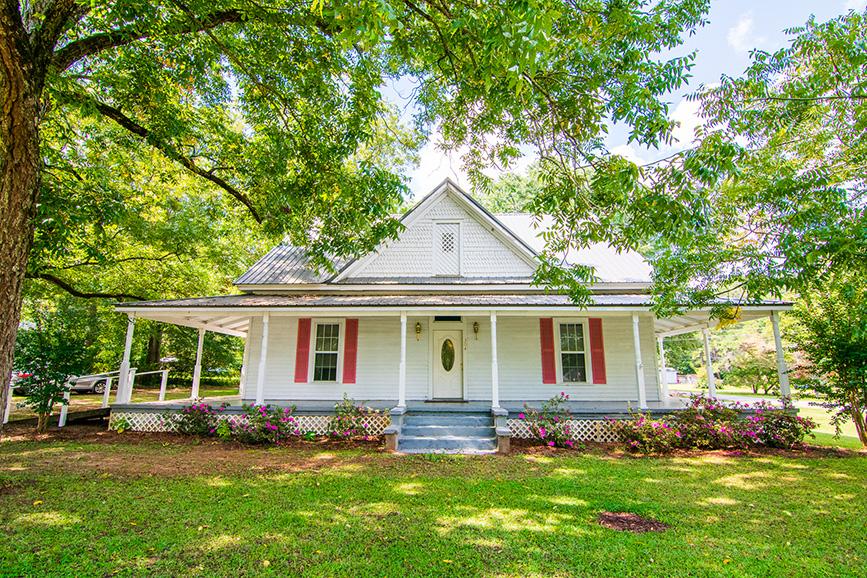 Victorian House in Pine Mountain GA